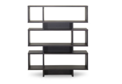 Baxton Studio Cassidy 6-Level Bookshelf
