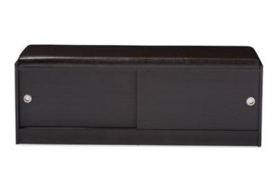 Baxton Studio Clevedon Accent Cabinet