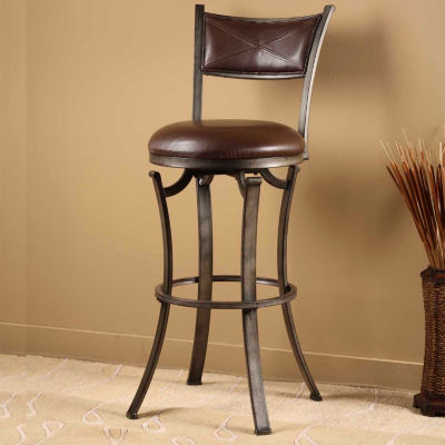 Drummond Bar-Height Bar Stool