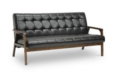Baxton Studio Masterpieces Sofa