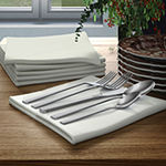 Megachef Cravat 20-pc. 18/10 Stainless Steel Flatware Set