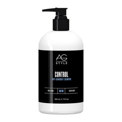 AG Hair Control Anti-Dandruff Shampoo - 12 oz.