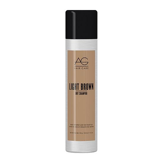 AG Hair Light Brown Dry Shampoo - 4.2 oz.