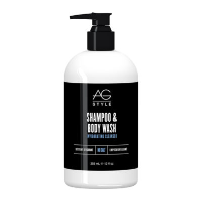 AG Hair Shampoo & Body Wash - 12 oz.