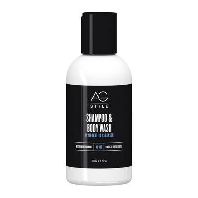 AG Hair Shampoo & Body Wash - 2 oz.