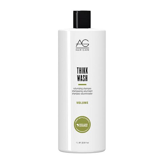 AG Hair Thikk Wash Shampoo - 33.8 oz.