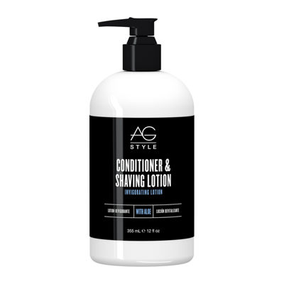 AG Hair Conditioning and Shaving Lotion - 12 oz.