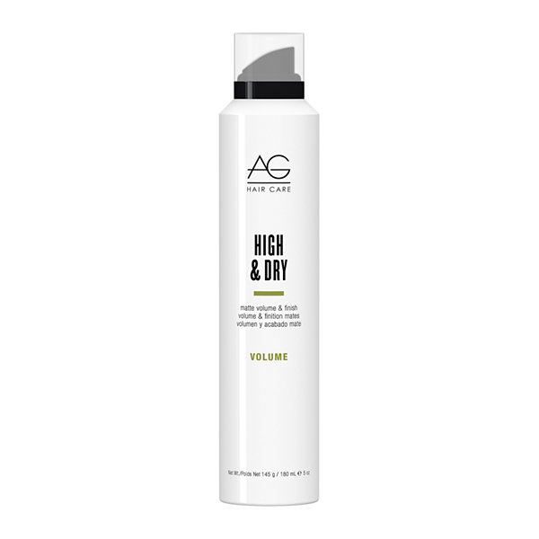 AG Hair High & Dry Matte Volume and Finish Spray - 5 oz.