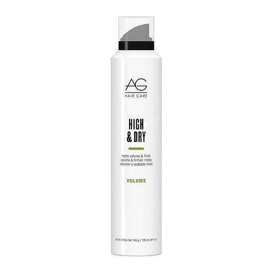 AG Hair High & Dry Matte Volume and Finish Spray - 5 oz.