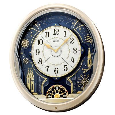 Seapro Tideway Mens Gold-Tone Dial Gold-Tone Stainless Steel Bracelet Watch