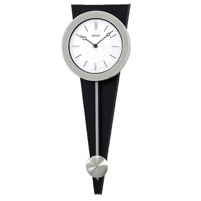 Seiko White Wall Clock-Qxc111slh