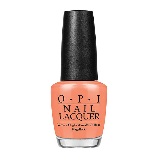 OPI Is Mai Tai Crooked Nail Polish - .5 oz.