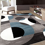 World Rug Gallery Modern Circles Rugs