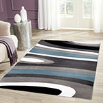 World Rug Gallery Abstract Contemporary Modern Rugs