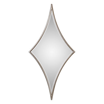 Vesle Iron Shaped Wall Mirror