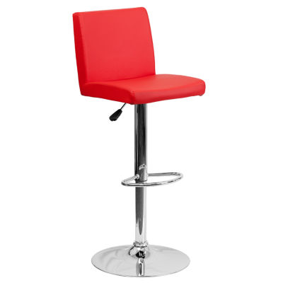 Upholstered Contemporary Barstool