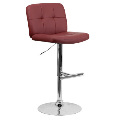 Mid Back Design Contemporary Barstool