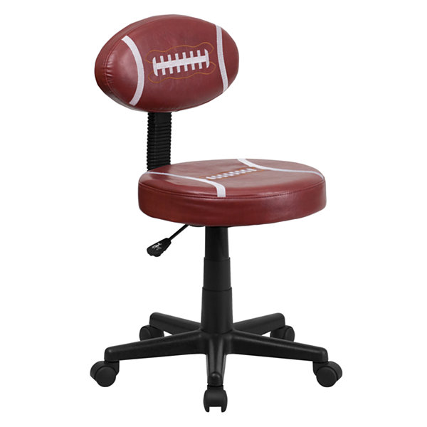 Kids Armless Football Task Chair