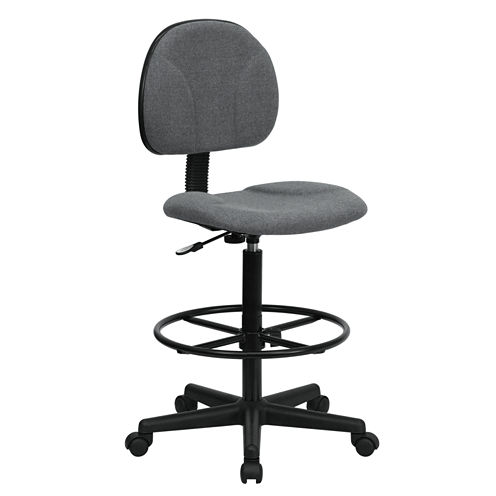 Low Back Armless Drafting Stool