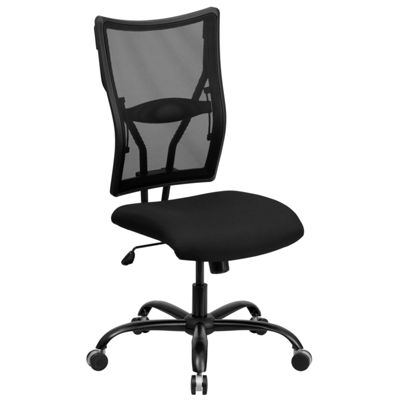 HERCULES Series Big & Tall 400 lb. Rated Mesh Executive Swivel Chair