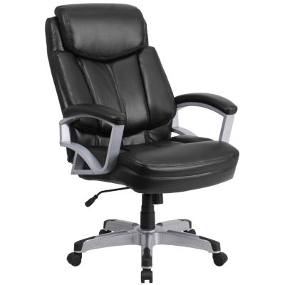 HERCULES Series Big & Tall 500 lb. Rated ExecutiveSwivel Chair with Arms