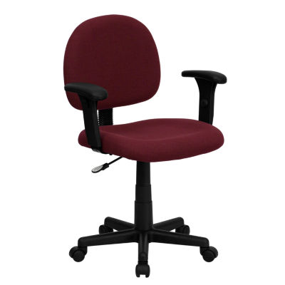 Contemporary Fabric Office Chair