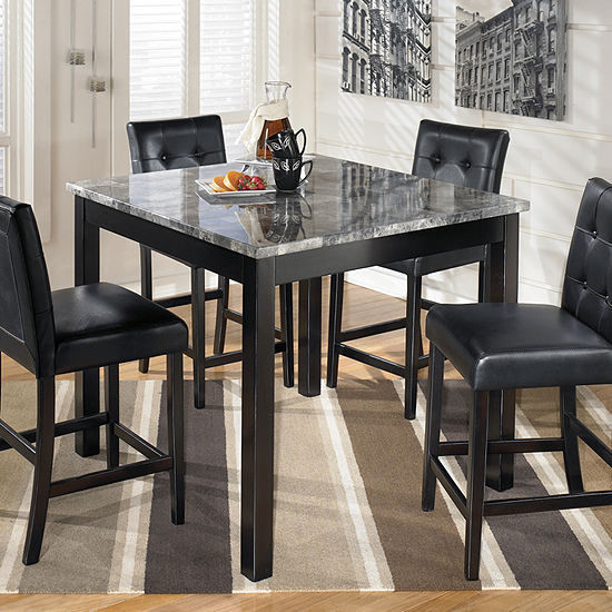 Signature Design by Ashley® Maysville 5-Piece Counter Height Dining Set