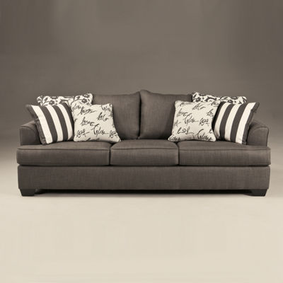 Signature Design by Ashley® Levon Fabric Sofa