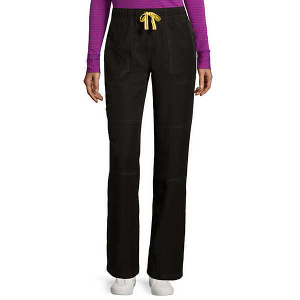 WonderWink® Womens Four-Stretch Sporty Cargo Pants