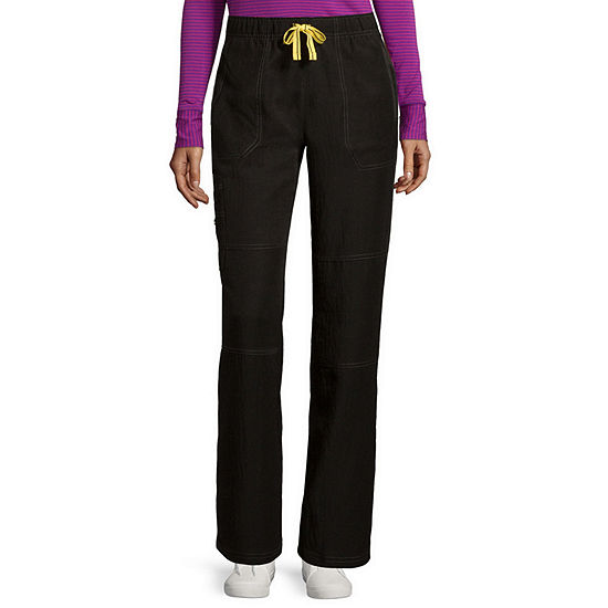 943a8cb72a9 WonderWink Womens Four Stretch Sporty Cargo Pants JCPenney