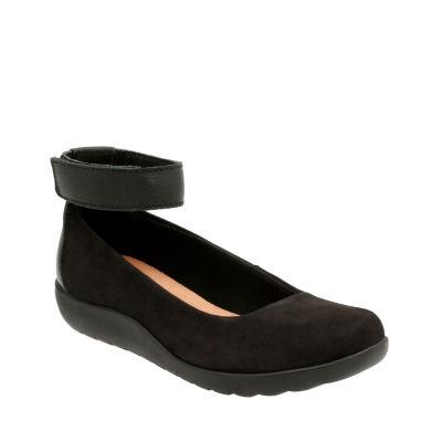 Clarks Medora Nina Womens Slip-On Shoes