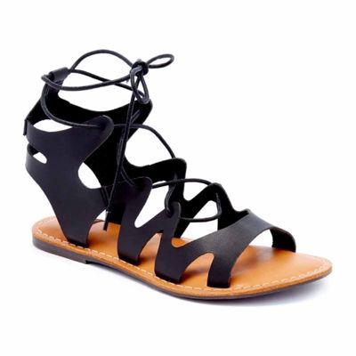 N.Y.L.A Suzoee Womens Flat Sandals