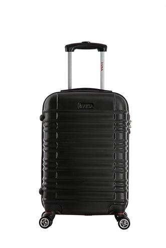 InUSA New York Lightweight Hardside Spinner 20 Inch Carry-On Luggage