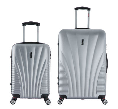 InUSA Chicago Lightweight Hardside Spinner 2-pc. Luggage Set