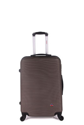 InUSA Royal Lightweight Hardside 24 Inch Spinner Luggage