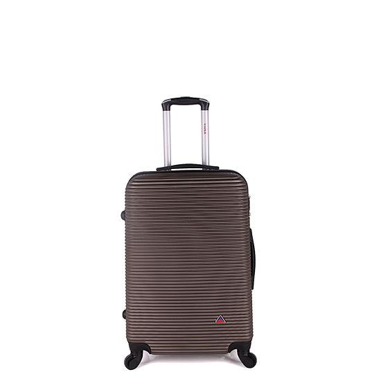 InUSA Royal Lightweight Hardside 24 Inch Spinner Luggage