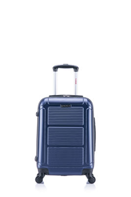 InUSA Pilot Lightweight Hardside Spinner 20 Inch Carry-On Luggage
