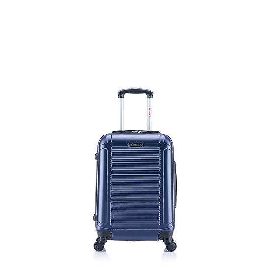 Inusa Pilot Lightweight Hardside Spinner 20 Inch Carry On Luggage