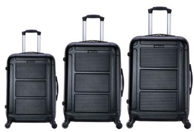 InUSA Pilot Lightweight Hardside Spinner 3-pc. Luggage Set