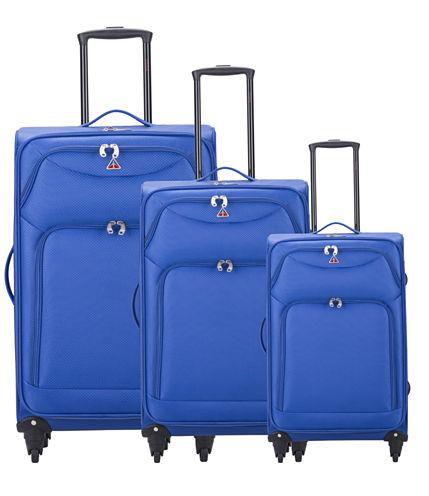 InUSA Light-Fi Ultra-Light Spinner 3-pc. Luggage Set