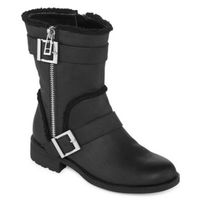 Style Charles Carl Womens Bootie