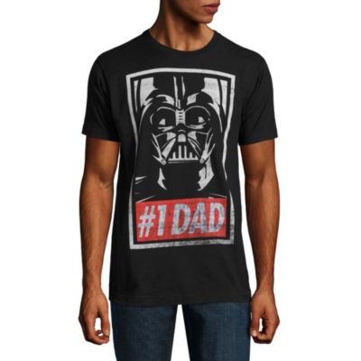Father's Day Star Wars #1 Dad Graphic Tee