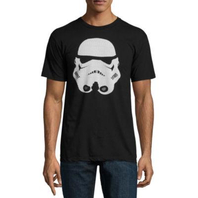 Short Sleeve Star Wars Tv + Movies Graphic T-Shirt