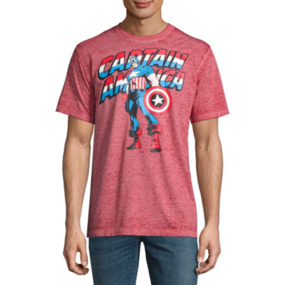 Captain America Nicest Guy Graphic Tee