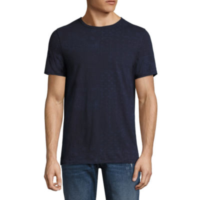 Decree Mens Crew Neck Short Sleeve T-Shirt