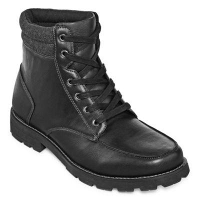 Arizona Finch Mens Lace Up Boots