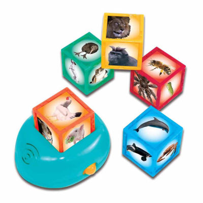 Smithsonian kids Animal Cubes