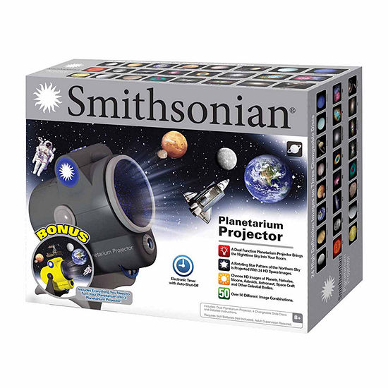 Nsi Smithsonian Planetarium Projector With Bonus Sea Pack