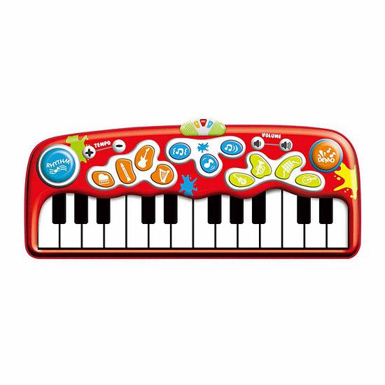 Winfun Step-To-Play Jumbo Piano Mat