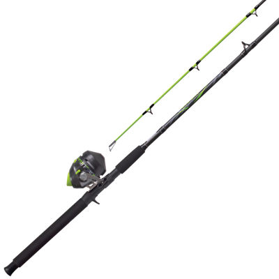 Zebco Big Cat 7' 2Pc Spincast Combo 21-12567